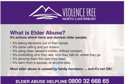 Elder Abuse text